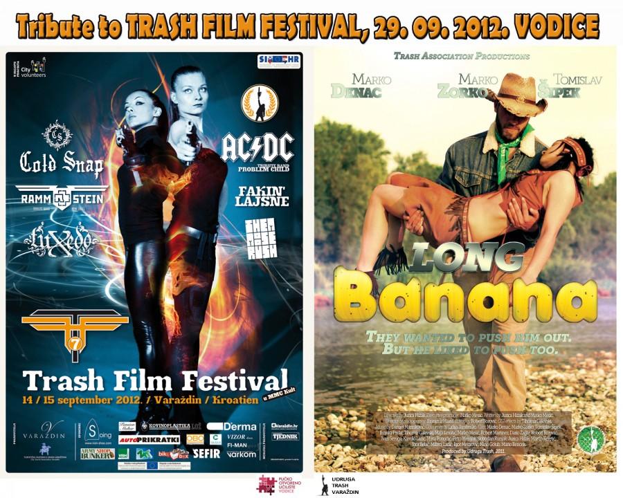 Tribute to Trash Film Festival – Vodice