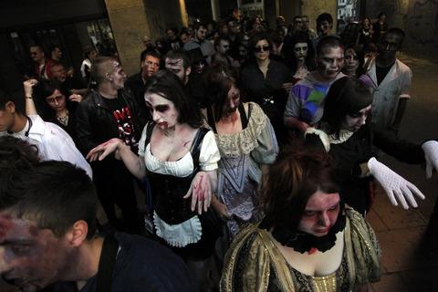 Zombie Walk – Varaždin 2014
