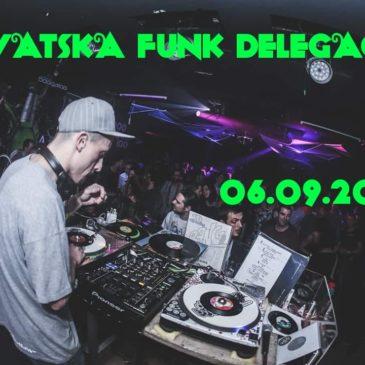 Hrvatska Funk Delegacija (Funky Friday @TFF XIV)