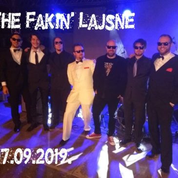The Fakin' Lajsne (Rockin' Saturday @TFF XIV)