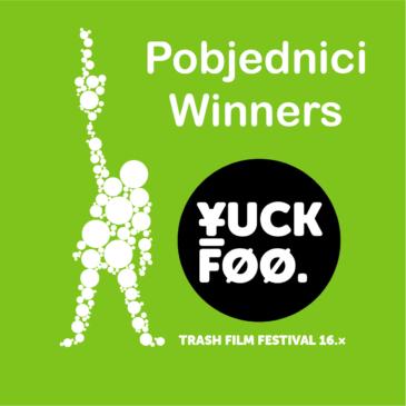 XVI Trash Film Festival: Dobitnici Zlatnih motorki / Golden Chainsaws Winners
